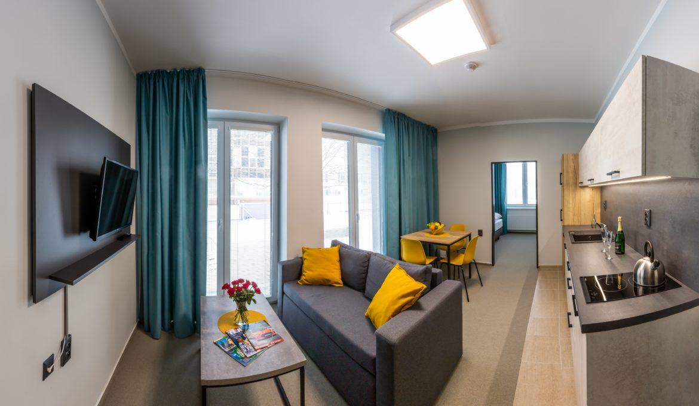 Apartmán Comfort – 42m2