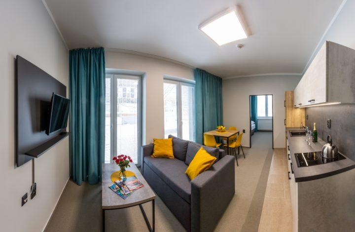Suite Comfort – 42m2