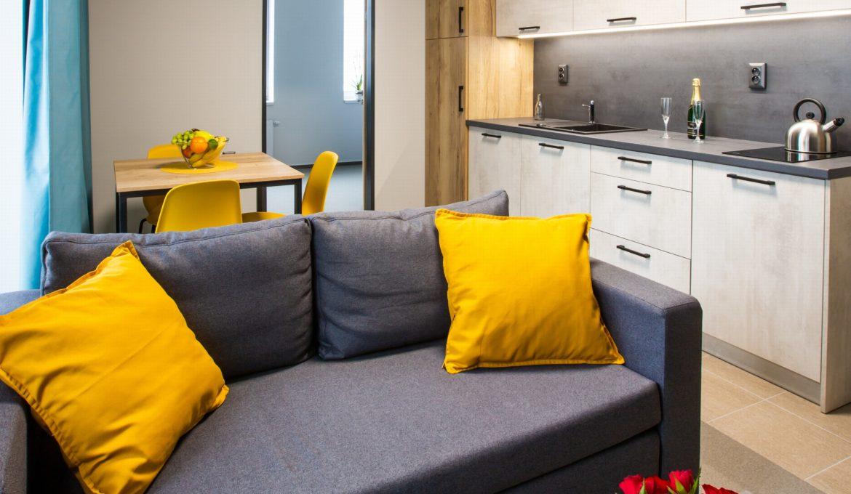 Apartament (34 m²)